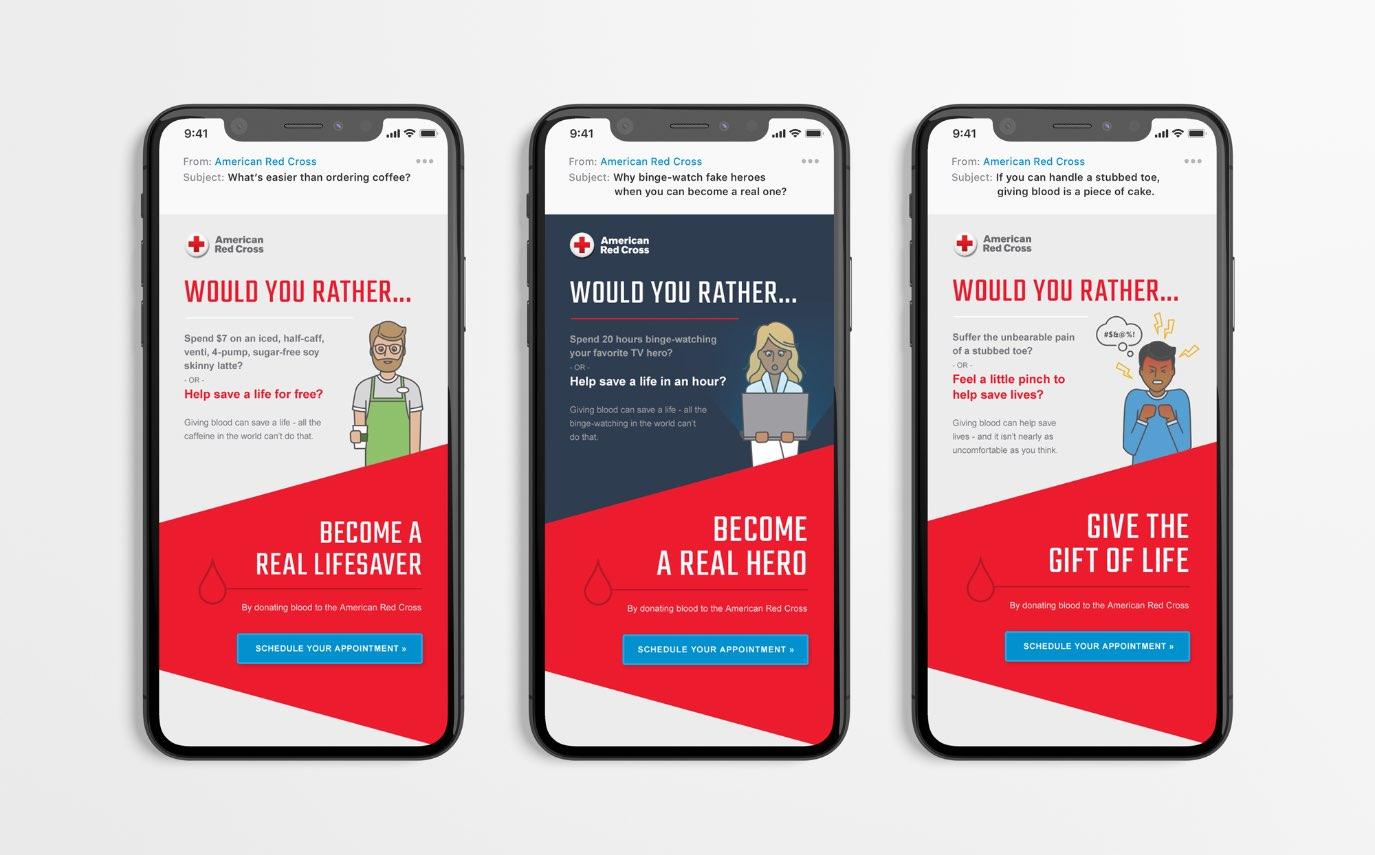 American Red Cross iphoneX version 2