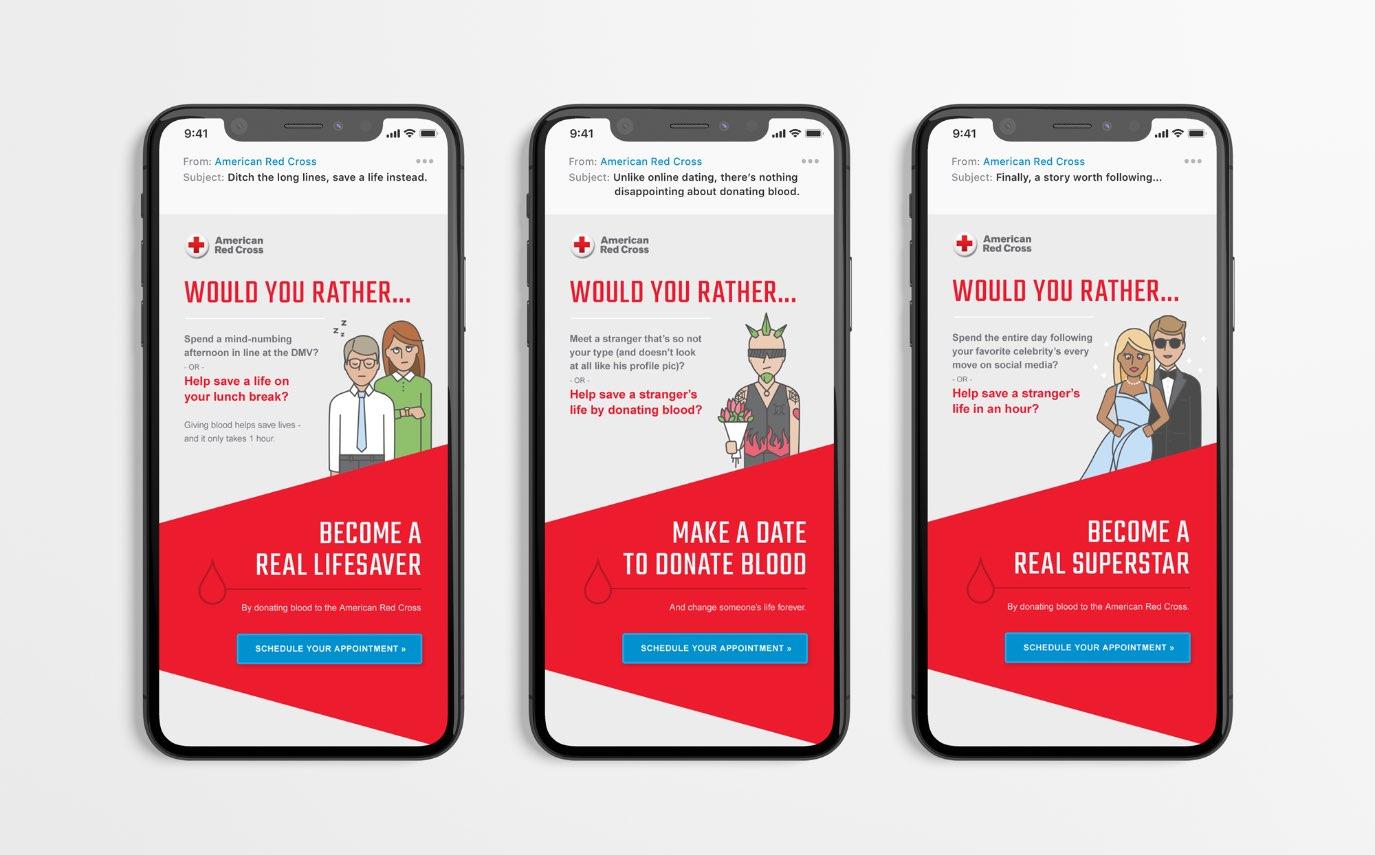 American Red Cross iphoneX version 1