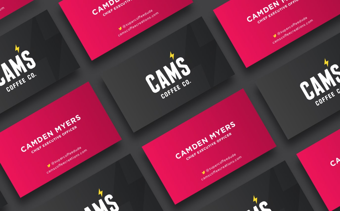 Cams business cards