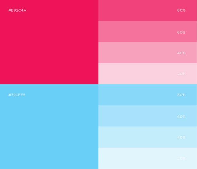 Cam's color palette 1