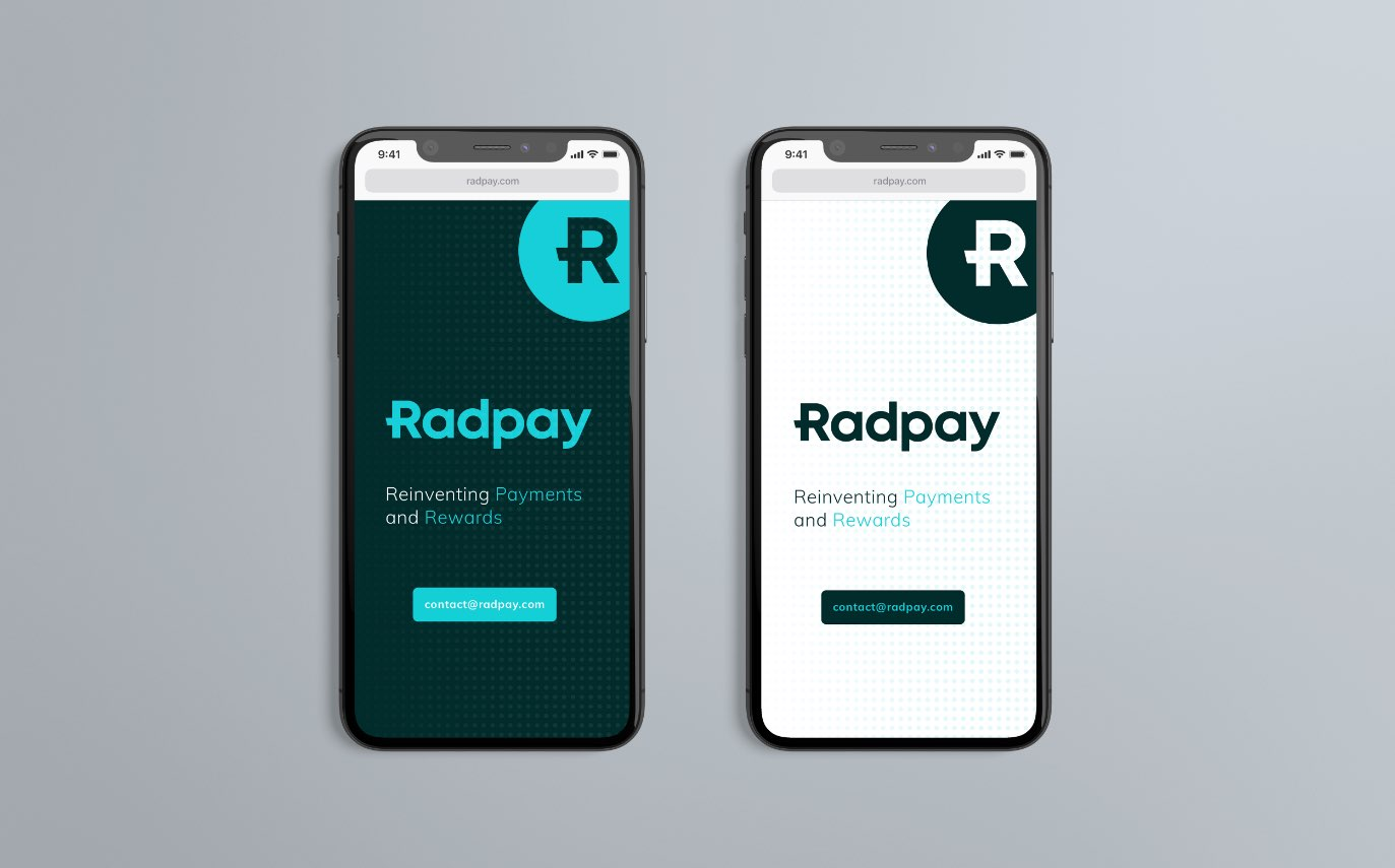 Radpay on iphone X